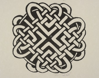 Four Hearts Celtic Knot