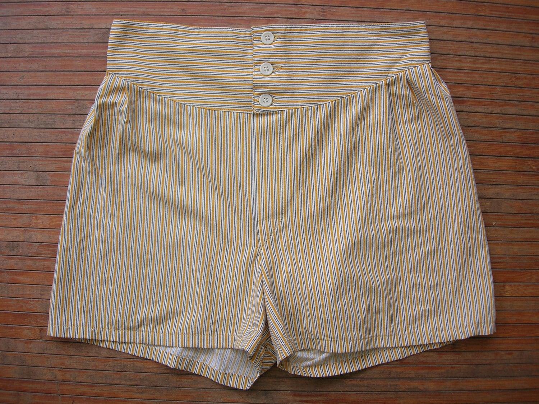 Mens Boxers Underwear 1930 S 1940 S Style