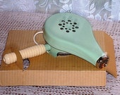 Pristine Vintage Hand Held Blow Hair Dryer