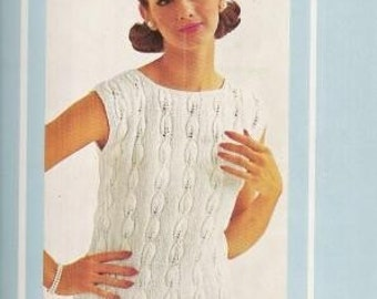 McCalls Knitting Book 4 from 1968