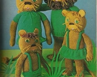 McCalls Creative Handcrafts for Everyone from 1972 Magazine