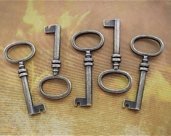 5 - Antique Bronze - Keys  (ABK)