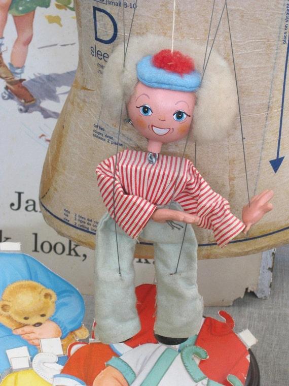 Vintage Pelham Puppet- Vintage Child