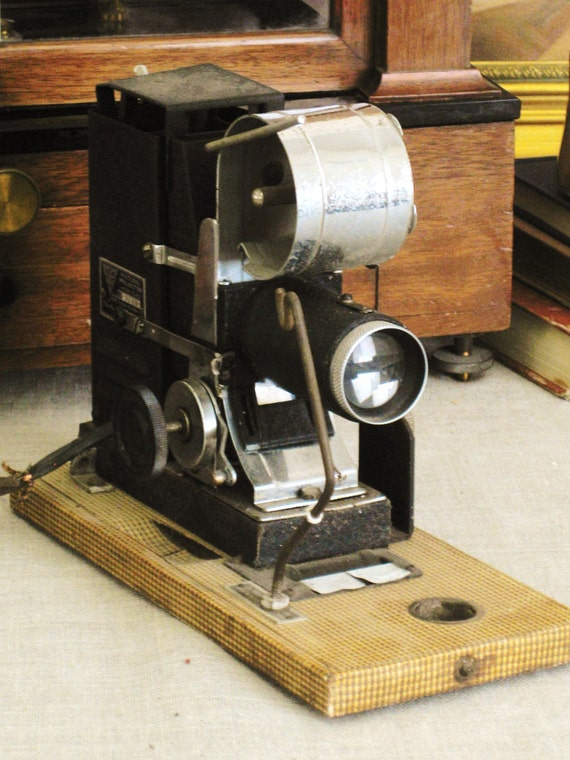 Antique Movie Projector- Classic Vintage