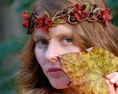 Autumn Fairy Circlet
