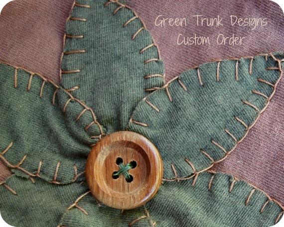 Custom Order Slouch Hat for Kerstin