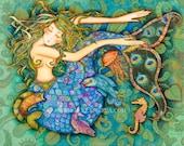 Sirene -  Mermaid Goddess Of The Sea