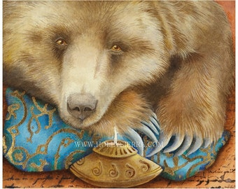 Bear -  Oso The Enchanted One
