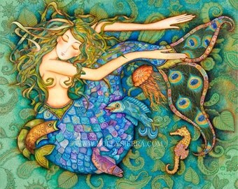 Sirene -  Mermaid Goddess Of The Sea
