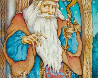 Merlin - The Magical Mystical Wizard