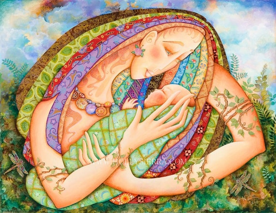 Madre Natura - Mother Earth Goddess
