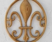 Fleur-de-Lis Symbol of Kings, Greek Goddess Hera, Virgin Mary and New Orleans Saints