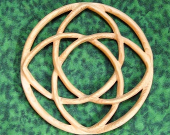 Celtic Knot of Healing Relationship-Holistic Balance, Wellness and Healthy Living