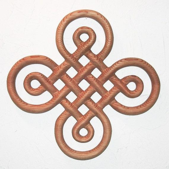 Keltische knoten der discovery book of kells symbol