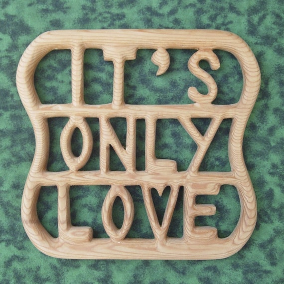 Its Only Love from Rubber Soul-Lennon and McCartney Lyrics/Beatles Quote