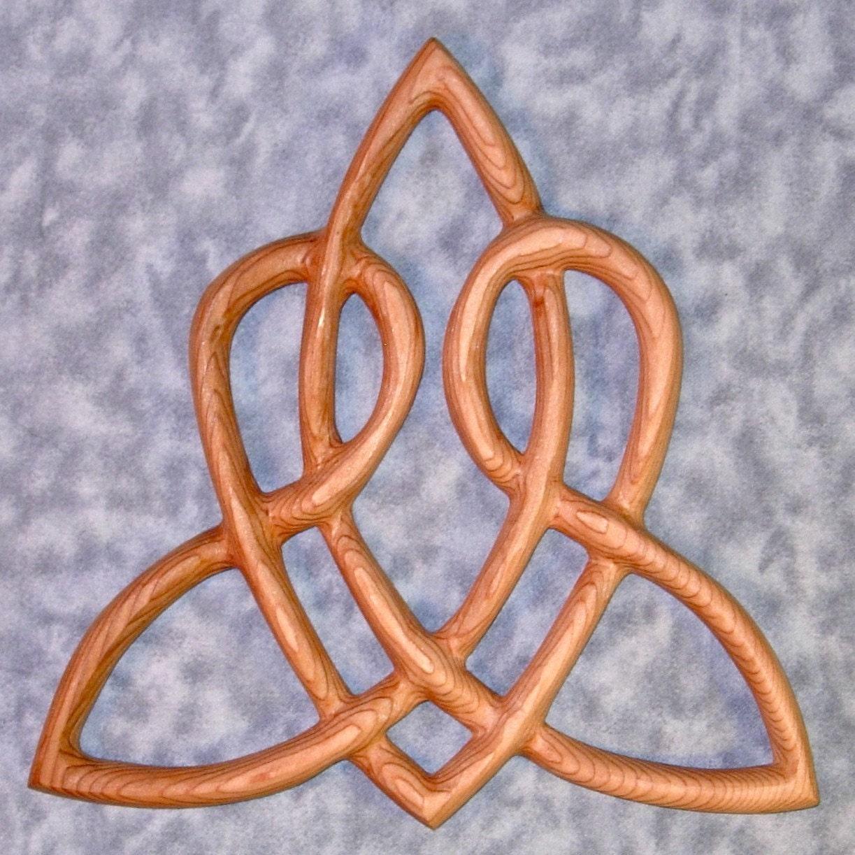 symbole celte amour eternel tatouage