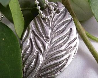 Fine Silver Leaf