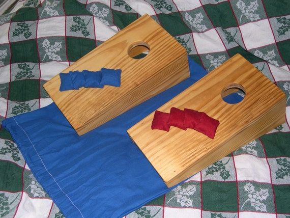 Mini Corn toss game BOARDS ONLY