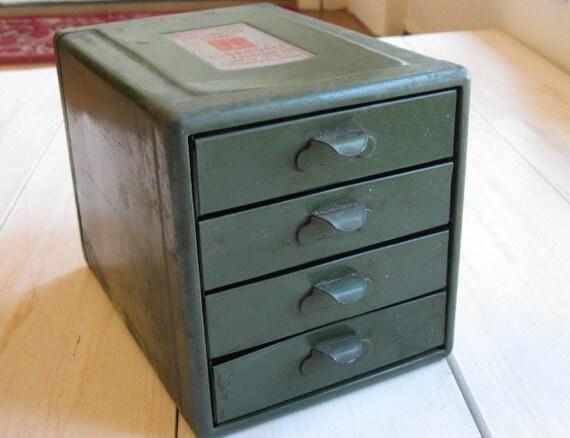 Vintage File Cabinet Reserved for AnnieGoat till April 20th