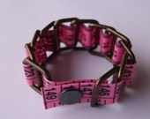 Fluorescent Pink Measure ...