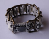 White Bracelet Measure Ta...