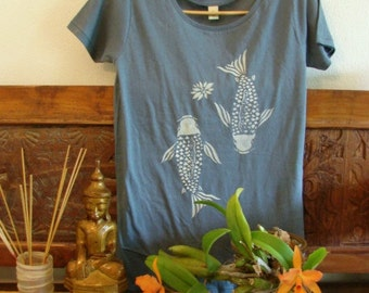 Tough Goldfish Organic Cotton Tee