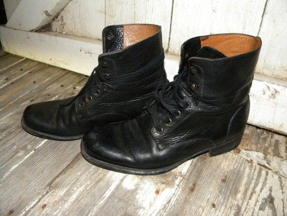Mens Designer Boots - Cr Boot