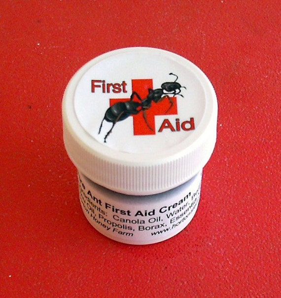 Fire Ant First Aid -  One Ounce Tub