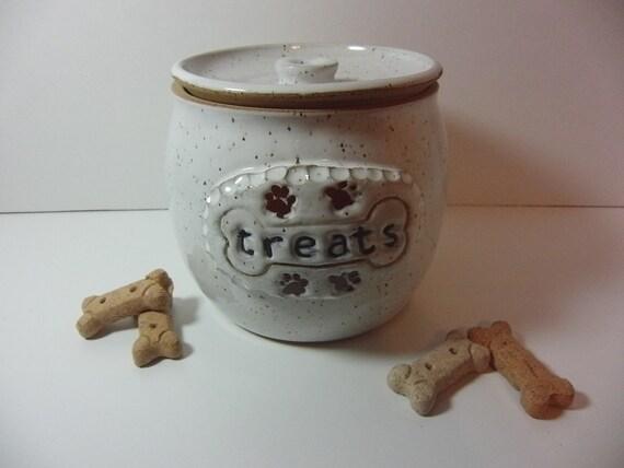 Pet's Treat Jar