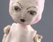 Original Clay Art Doll  -  May