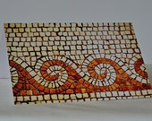 Photo Greeting Card - Made in Israel - Tabgha Mosaic - All Occasion Card