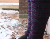 Winterberry Leg Warmers