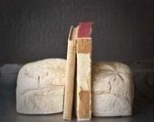 Cast Bread Bookends