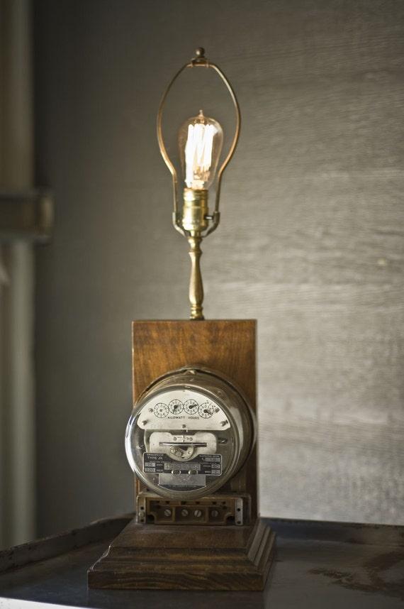 Electrical Meter Lamp