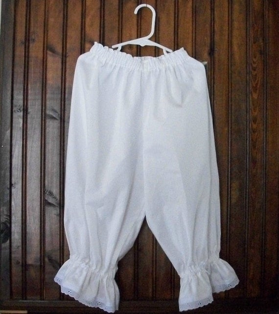 Girls Old-Fashioned Bloomers