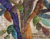Reserved for Nessa- Custom Tree of Life Quilt