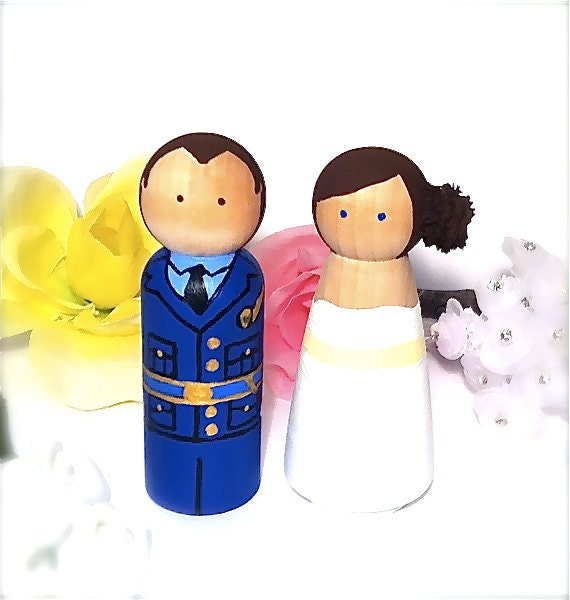 army man wedding cake topper items similar to wedding cake toppers groom 10823