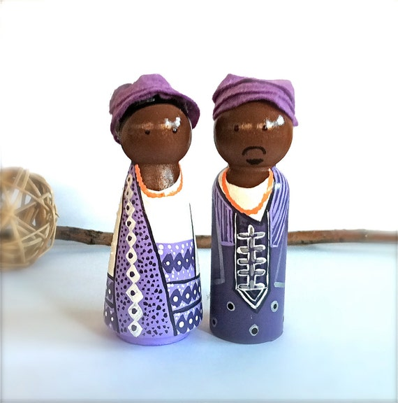 african traditional wedding cake toppers unavailable listing on etsy 10612