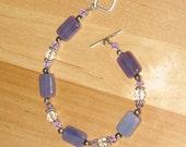 Bracelet -- Purple Fantasy
