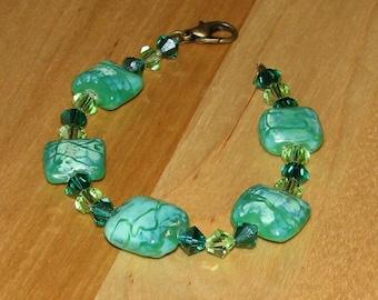 Bracelet -- Greener on the Other Side