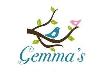 Shop Banner - Logo Design, Premade, - Includes,  Bird logo,  Logo Design - Includes Banners, Avatar, and more...