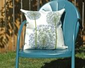 Pillow, Linen (Allium)