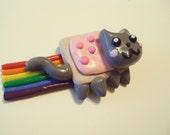 Nyan Cat (Pop Tart Cat) Magnet