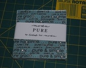 Charm Pack Pure by Sweetwater for MODA