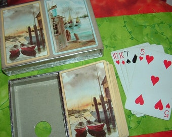 Vintage Congress Playing Cards
