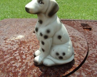 Dalmatian Dog Figurine