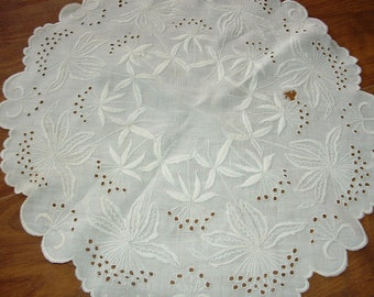 Queen  Anne's Lace Doily