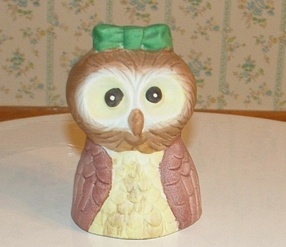 Whoo rung that Owl Bell