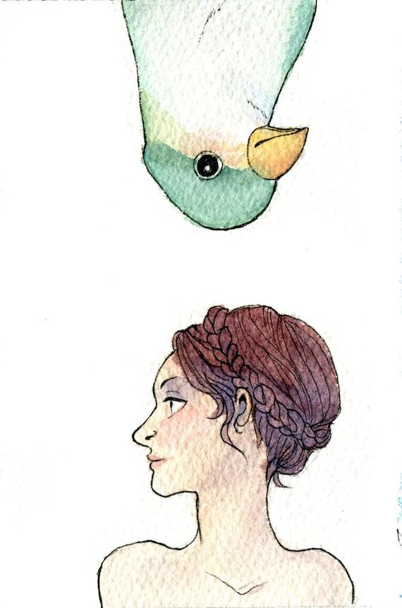 bird gurl