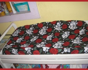 4 customers CHANGING TABLE COVER to match crib bedding set
